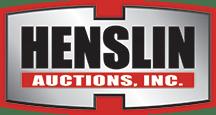 Henslin Auctions, Inc.